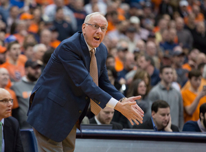 On Wednesday, Jim Boeheim talked about a wide range of topics including his nine-game suspension, Dajuan Coleman and his deep backcourt.