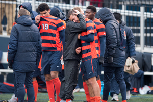 The Orange's season came to a screeching halt on Sunday. SU had started the season with a program-best 8-0 record.