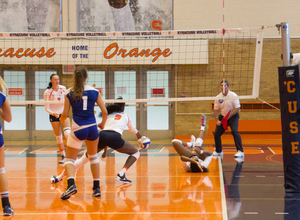 Syracuse lost for the fifth time in six games by falling to Boston College on Wednesday.