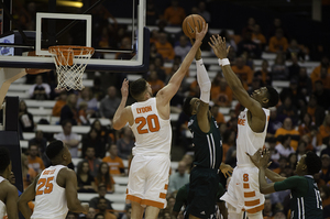 Tyler Lydon's injury was downplayed postgame by SU coaches and players.