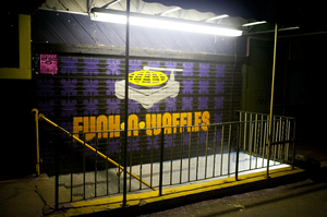 In a Facebook post on Monday, Funk 'n Waffles announced that after ten years of operation the business will close on Wednesday. Additionally, appeThaizing will close after 12 years of service.