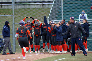 The victories marked the second and third of the weekend for the Orange as it finished 3-2 in the tournament.