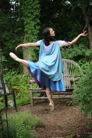 Claire Rathbun, a Syracuse native, will take on the lead role of Snow White during Syracuse City Ballet's original ballet of the classic fairytale.