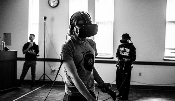 Boston students are turning 'Ulysses' into a virtual reality game